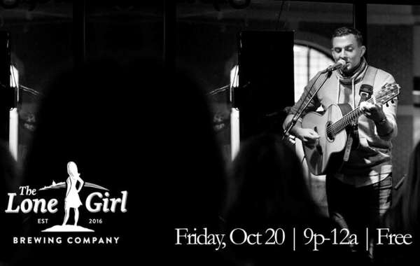 Ryan Mauer at The Lone Girl Brewing Company