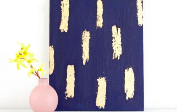 Gold Leaf Painting Workshop