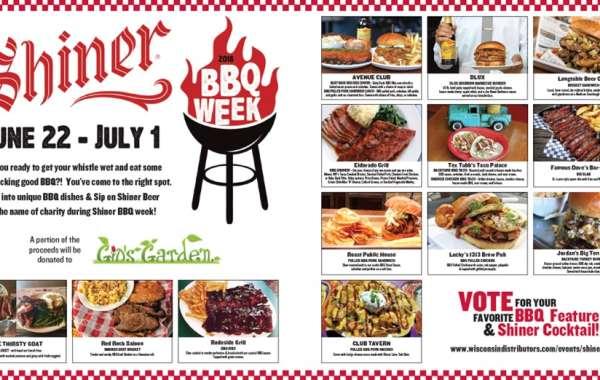Shiner BBQ Week