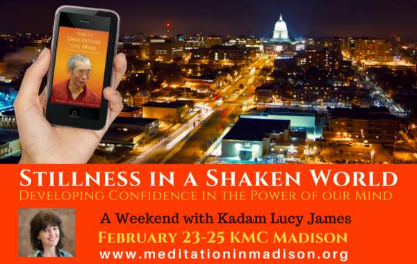 Stillness In a Shaken World Special Sunday Morning Meditation: Staying Connected to Our Pure Potential