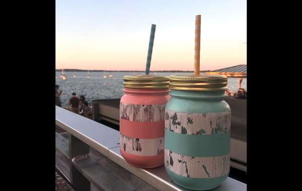 Art Tapas: Terrace Mason Jars
