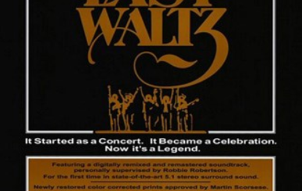Movies on the Water: The Last Waltz