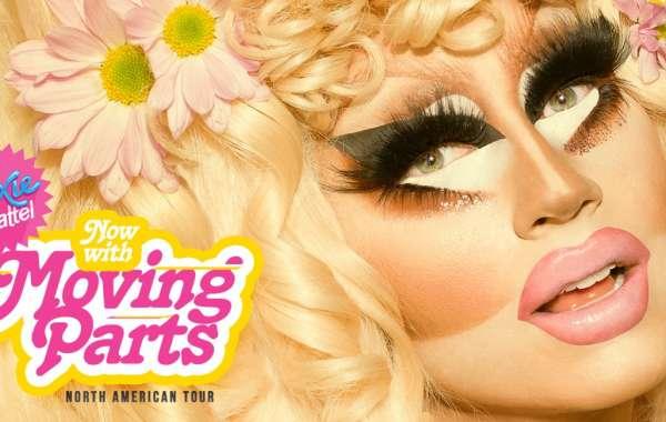 Trixie Mattel: Now with Moving Parts Tour 2018