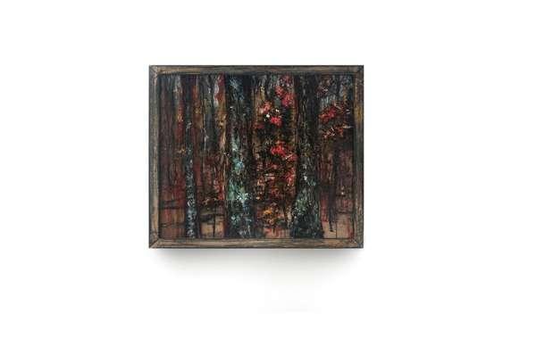 """Afoot - Aloft - Away"" Exhibition by Jason Van Roo"