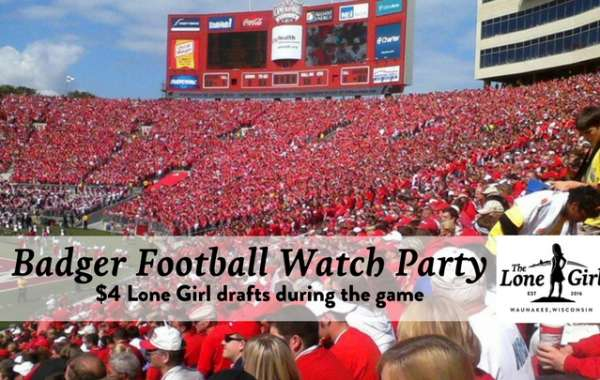 Badgers vs Maryland Watch Party