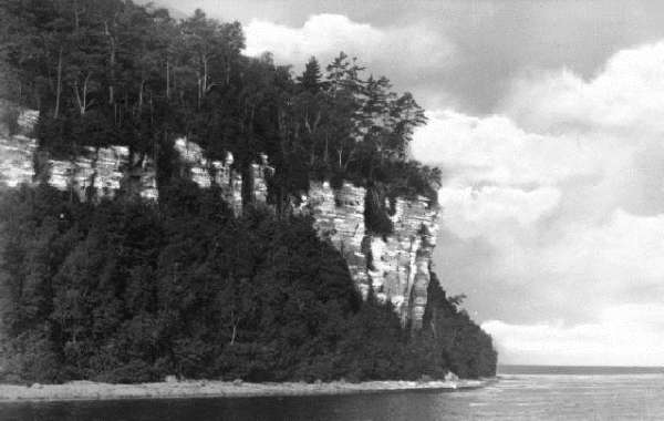 History Sandwiched In: Wisconsin's State Parks - Gateways to the Ancient Past