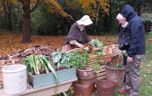 History on State: Fall Harvest Celebration