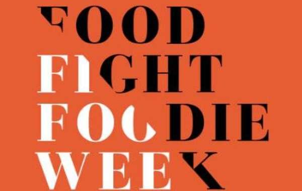 Food Fight Foodie Week