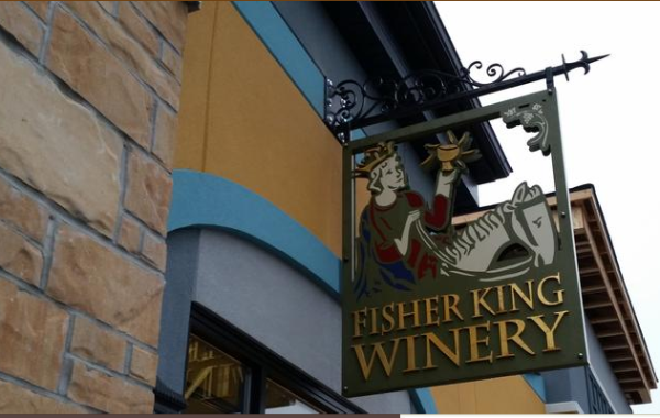 Live Music @ Fisher King Winery - Scott Steiberg and Don Meyers