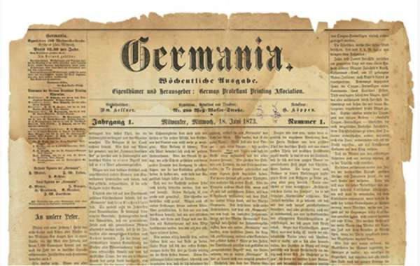 History Sandwiched In: Wisconsin's German-Language Newspapers