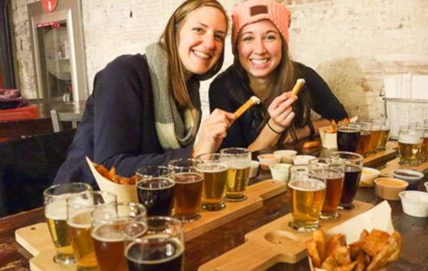 Atwood Brew & Chew Food Tour