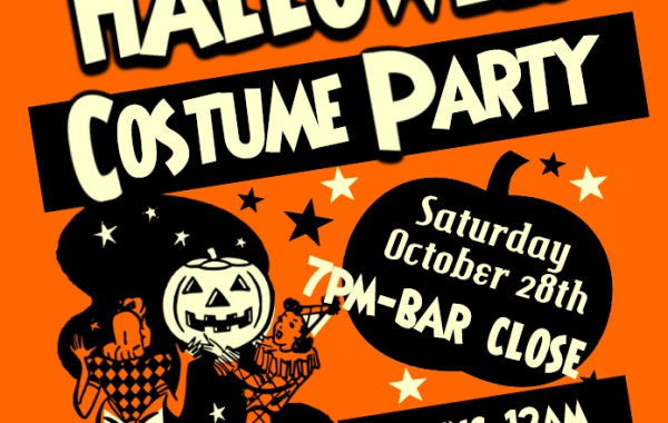 Halloween Costume Contest and Dance Party