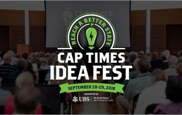 Cap Times Idea Fest
