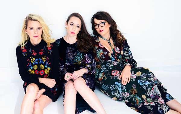 I'm With Her - Sara Watkins, Sarah Jarosz and Aoife O'Donovan