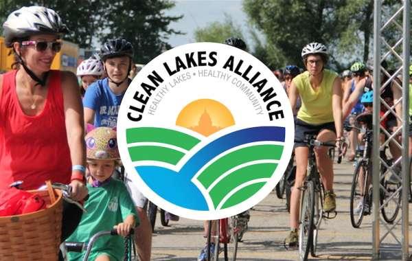 Clean Lakes Alliance's Loop the Lake Bike Ride