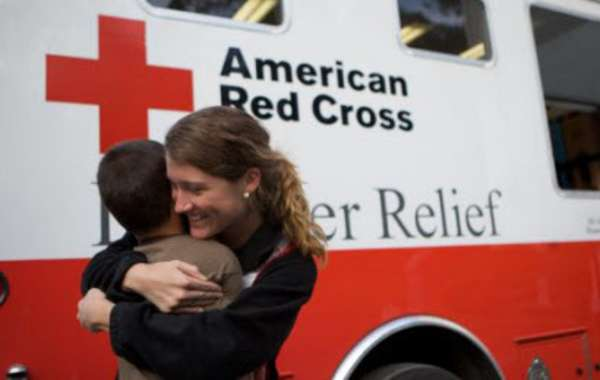 Disaster Relief Happy Hour