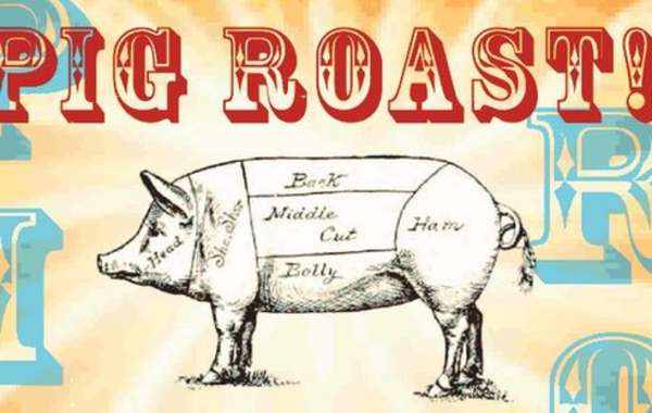 Party on the Patio: Pig Roast