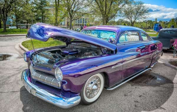 Pride in Your Ride Car Show