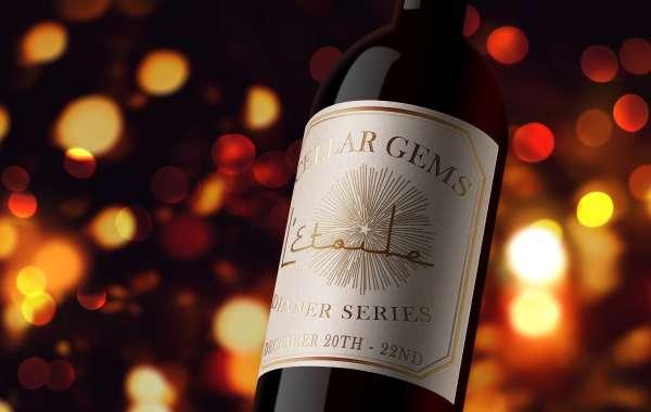 Cellar Gems Wine Dinner Series