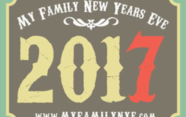 My Family New Years Eve presented by KEVA Sports Center