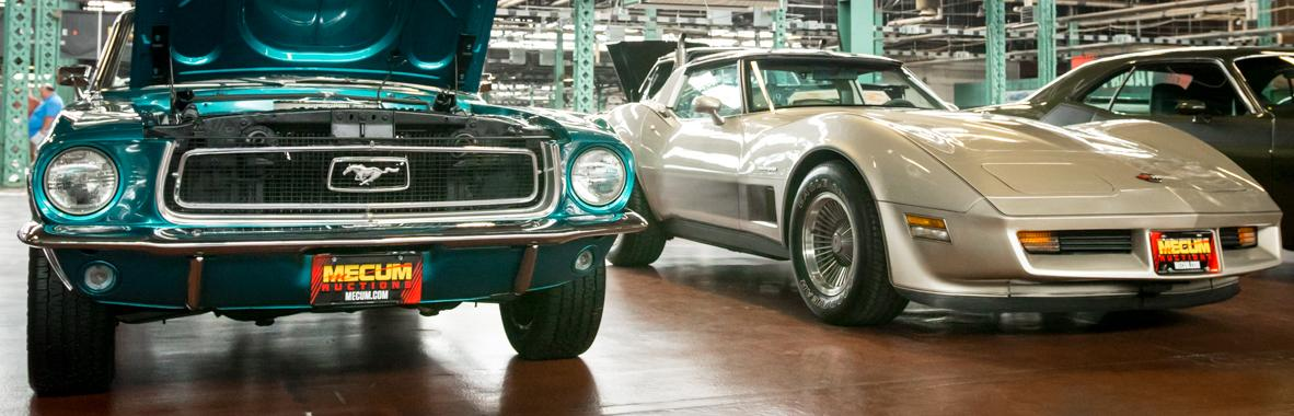Mecum Auctions Maclay Hall