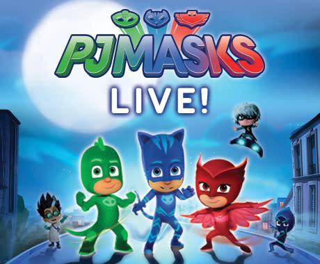 PJ Mask Live