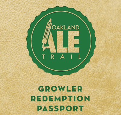 Oakland Ale Trail Growler Passport