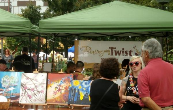 Taste of the Arts, Fort Wayne Indiana
