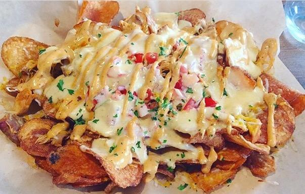 Aero Ale House nachos