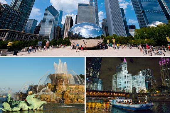 Chicago Bucketlist - Tours and Attractions