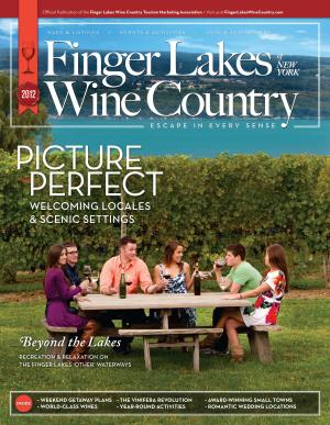 Travel Magazine Cover 2012