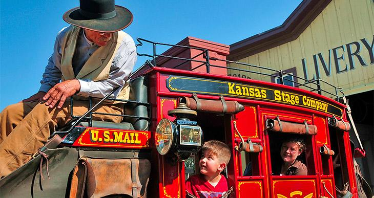 Cowtown Wichita - Family Fun