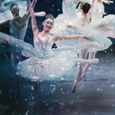 Nutcracker at Royal Winnipeg Ballet, Winnipeg, Manitoba