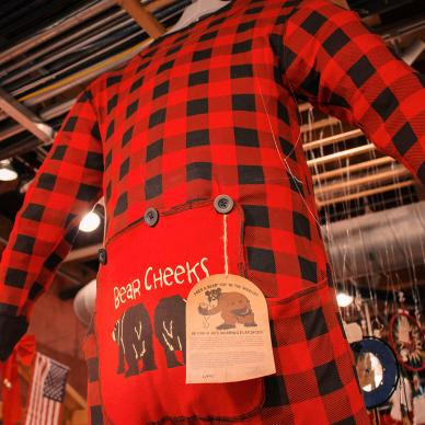 Plaid Onesie from Two Rivers at The Forks