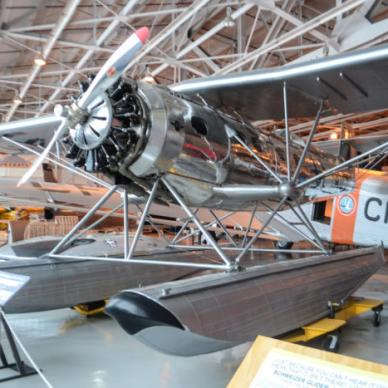 Royal Aviation Museum of Western Canada, Winnipeg, Manitoba