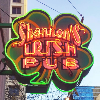 Shannons Irish Pub Winnipeg
