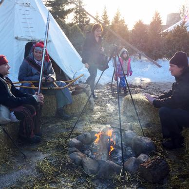 The spirit of the voyageur is alive and well at Festival du Voyageur