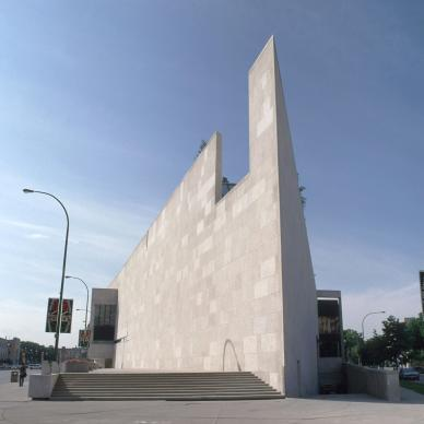 Winnipeg Art Gallery Building Architecture
