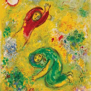 Chagall at the Winnipeg Art Gallery