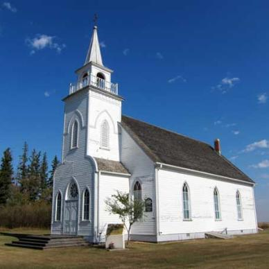 Frelsis (Liberty) Lutheran Church at Grund