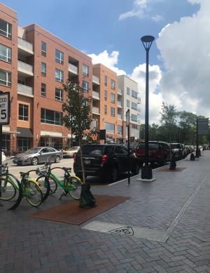Bridge Park Street Parking