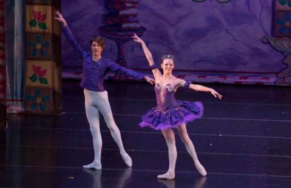 Kerry Coughlin, Fort Wayne Ballet