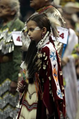 Northern Traditional Manito Ahbee