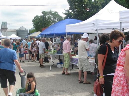 Morden & District Chamber of Commerce Farmers' Market