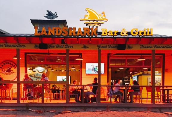 Landshark Bar and Grill Accessibility Review