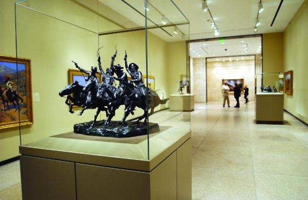 Amon Carter Interior