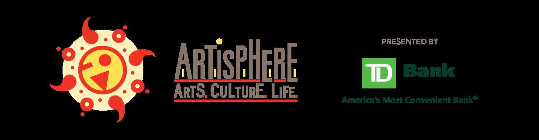 Artisphere TD Bank Joint Logo