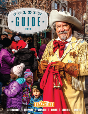 Cover of 2017 Golden Guide