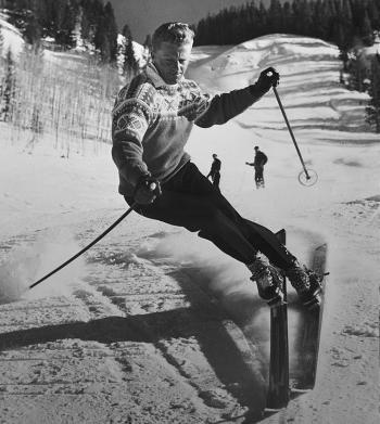 Stein Eriksen Ski Style
