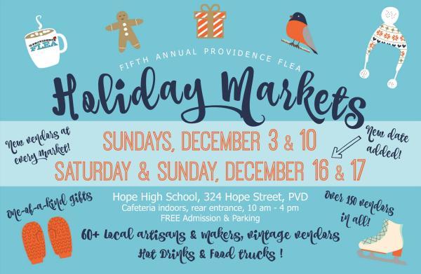 Flea Holiday Market